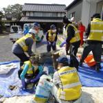 【報告】常総市災害ボランティアバス&舞浜ビーチ作戦