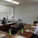 【9/21 常総市社会福祉協議会と茨城NPOセンター・コモンズへ視察】