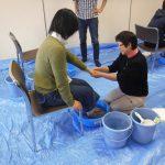 【1/17 開催報告】足湯ボランティア講習会を開催しました