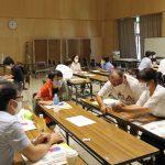 【報告】8/29 災害ボランティア養成講座(入門編)